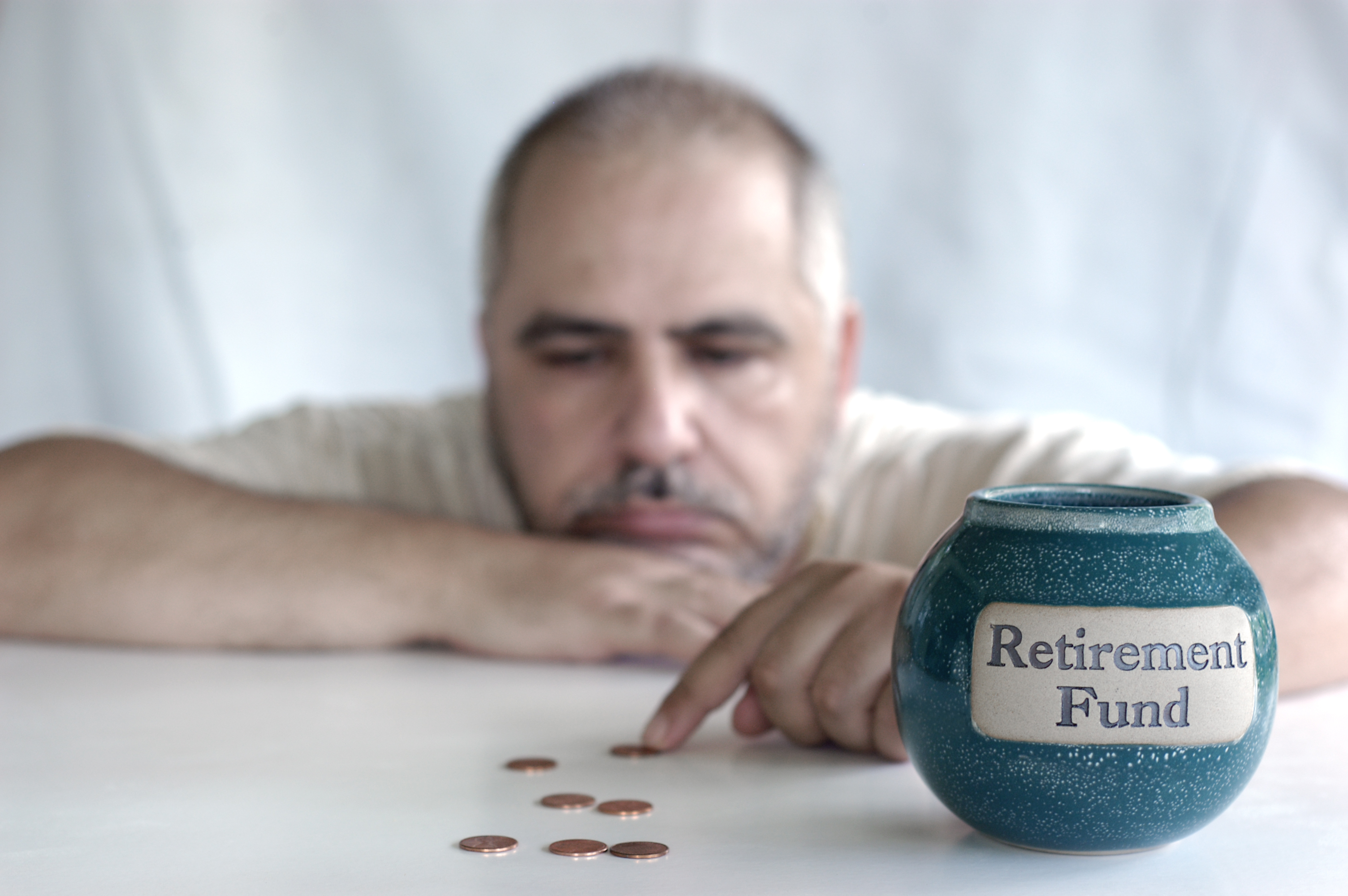 Most people are planning to retire poor