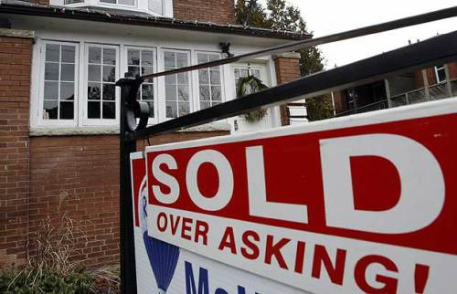 What the heck is going on in the real estate market?